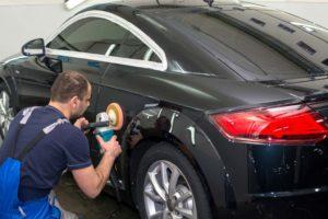 Frankfurt Fahrzeugaufbereitung